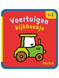 Deltas Voertuigen kijkboekje