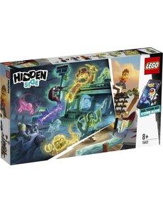 LEGO Aanval op het Garnalententje