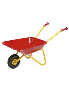 Rolly Kruiwagen rood metaal