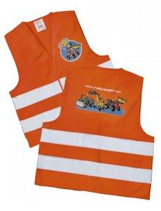 Rolly Toys Oranje Veiligheidsvestje