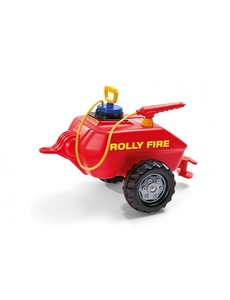 Rolly Tanker Vacumax Fire met waterspuit