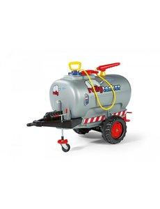 Rolly Toys Rolly Tanker zilver met waterspuit