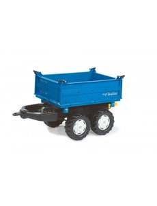 Rolly Mega Trailer blauw