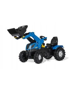 Rolly Farmtrac New Holland met voorlader