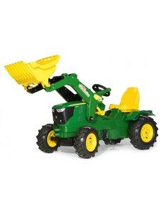 Rolly Toys Rolly Farmtrac John Deere 6210 R met frontlader en luchtbanden