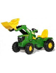 Rolly Toys Rolly Farmtrac John Deere 6210 R met voorlader