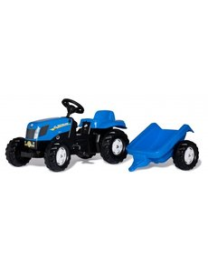 Rolly Toys Rolly Kid New Holland T 7040