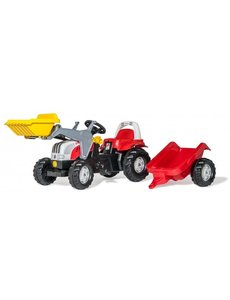 Rolly Toys Rolly Kid Steyr 6165 CVT met frontlader