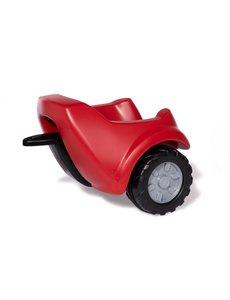Rolly Toys Minitrac Trailer Rood