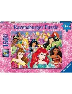 Ravensburger Disney Princess - Dromen kunnen waar worden - 150 stukjes XXL