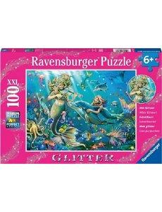 Ravensburger Zeemeerminnen - 100 stukjes XXL