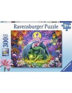 Ravensburger Mystiek drakenwoud - 300 stukjes XXL