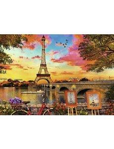 Parijs - 1000 stukjes