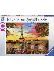 Ravensburger Parijs  1000 stukjes