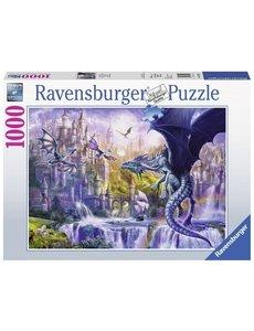 Ravensburger Drakenslot  1000 stukjes
