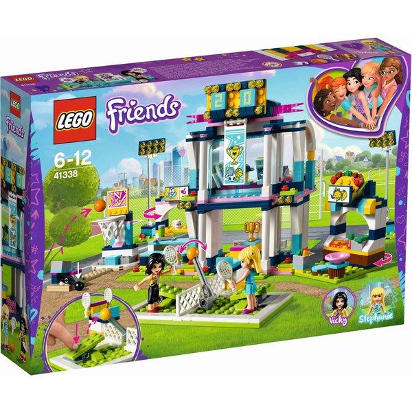 LEGO 41338 - Stephanie's sportstadion