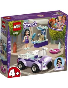 LEGO 41360 - Emma's mobiele dierenkliniek