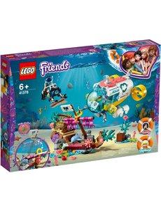 LEGO 41378 - Dolfijnen reddingsactie