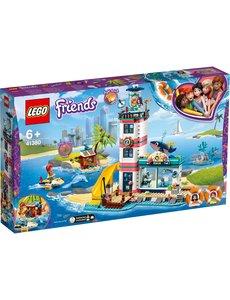 LEGO 41380 - Reddingscentrum in de vuurtoren