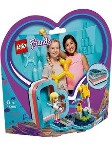 LEGO 41386 - Stephanie's hartvormige zomerdoos