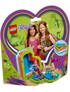 LEGO 41388 - Mia's hartvormige zomerdoos