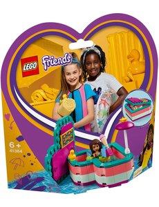 LEGO 41384 - Andrea's hartvormige zomerdoos