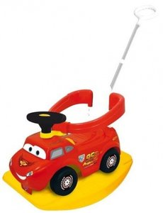 Cars 4 in 1 Activity Racer