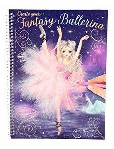 Depesche Create your Fantasy Ballerina
