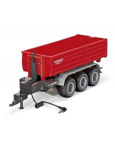 sk 6786 Krampe 3-assige kieper met afzetcontainer