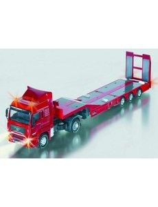sk 6721 MAN Truck dieplader complete set Siku Control