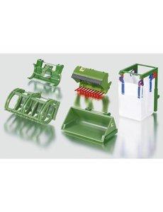 Siku 3658 - Frontlader accessoires