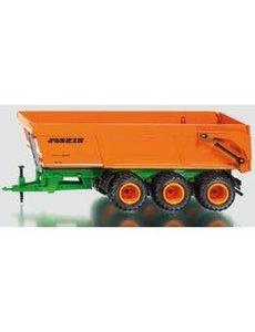 sk2892 - Joskin 3 assige trailer