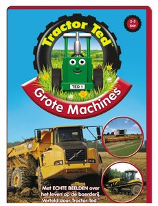 DVD - Grote machines