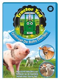 Tractor Ted DVD - Ontmoet de baby diertjes