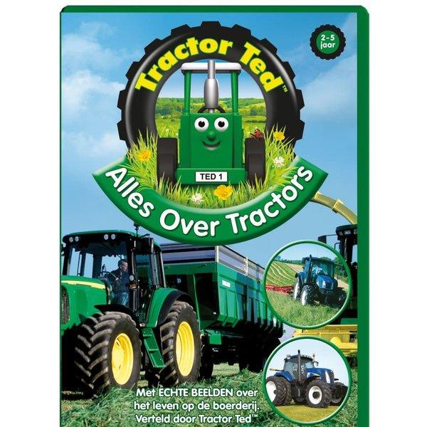 DVD - Alles over Tractors