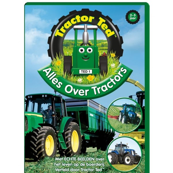 Tractor Ted DVD - Alles over Tractors