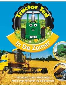 Tractor Ted Boek In de zomer