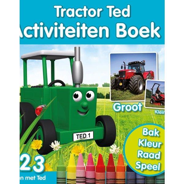 Tractor Ted Boek Activiteiten 1