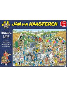 Jumbo/Jan van Haasteren De wijnmakerij - 3000 st.