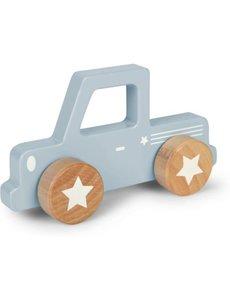 Little Dutch Houten Pick-up blauw
