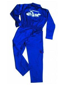 Overall blauw maat 164 RT