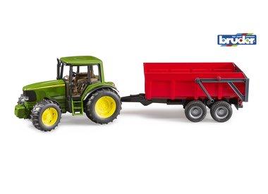 Tractoren serie 2000 (kleine maat)
