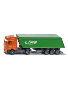 LWK met trailer met dak