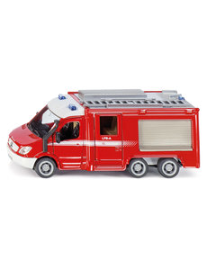 Siku SK2113 - Mercedes Benz sprinter 6x6 brandweer