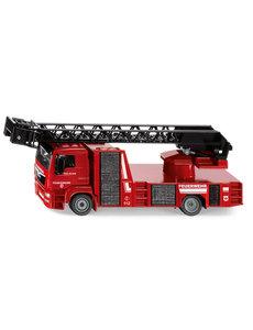 Siku 2114 - MAN brandweer ladderwagen