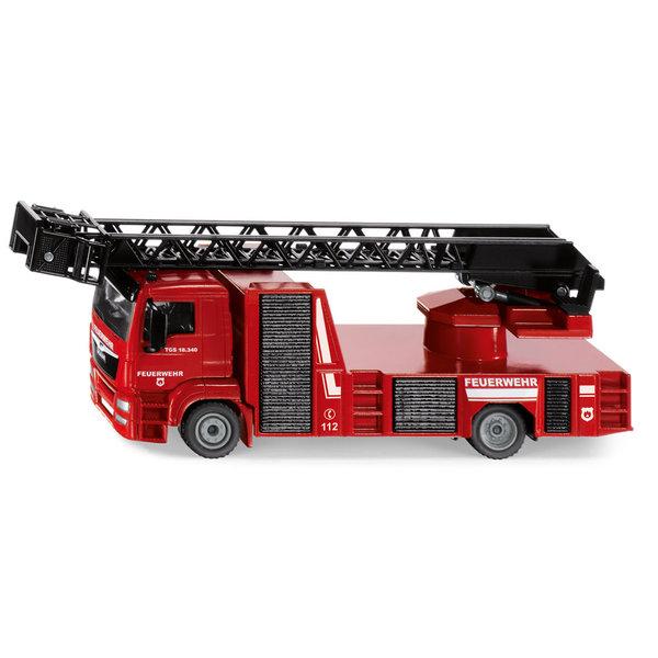 sk2114 - MAN brandweer ladderwagen
