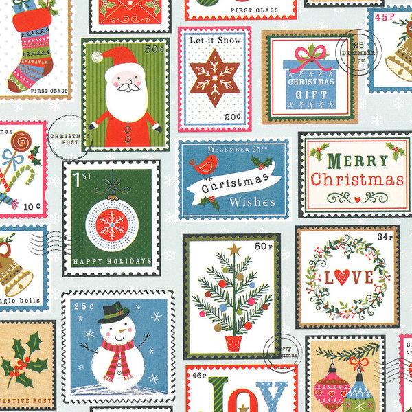 Cadeauverpakking Kerst
