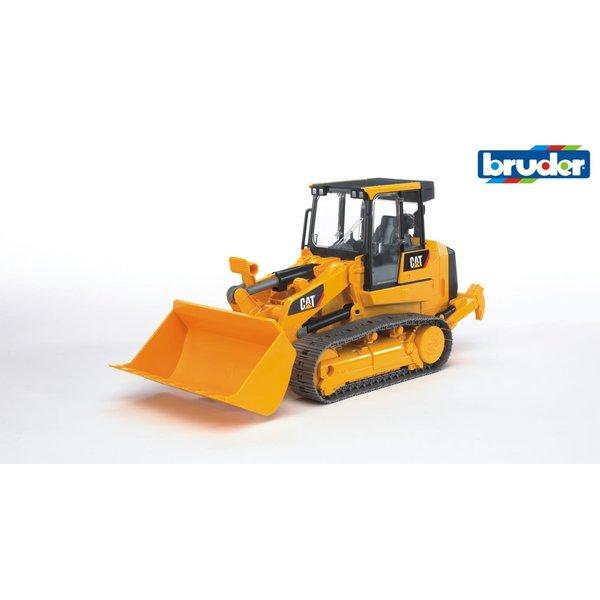 Bruder 2447 - Caterpillar bulldozer met rupsbanden