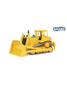 2422 - Caterpillar bulldozer met rupsbanden