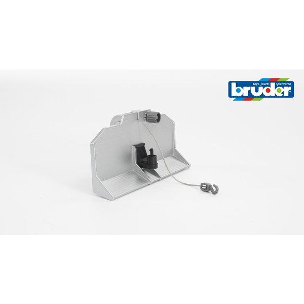 Bruder 3340 - Boomstamdrager met kabel